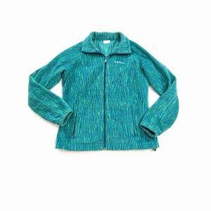 Columbia Benton Springs Full Zip Fleece Jacket